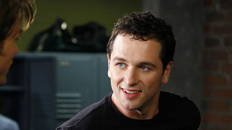 Matthew Rhys in a scene from Brothers & Sisters on ABC.