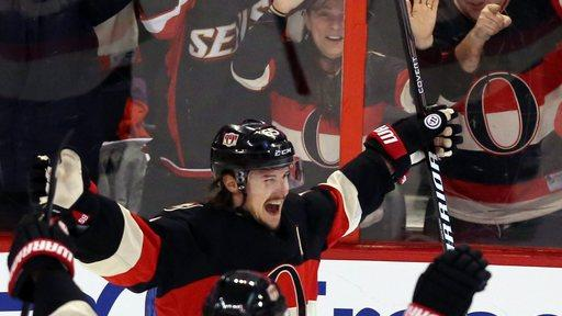 Senators beat Lightning 5-3