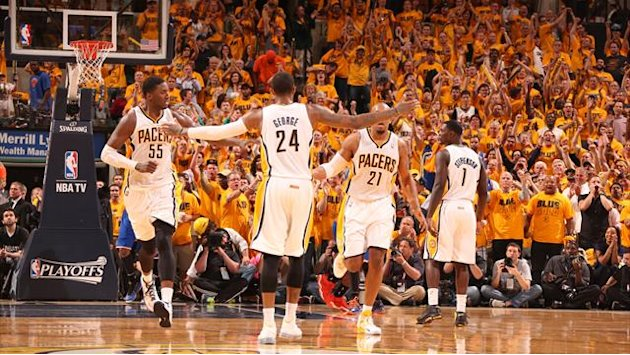 NBA - Indiana feiert! Pacers im Conference Finale 