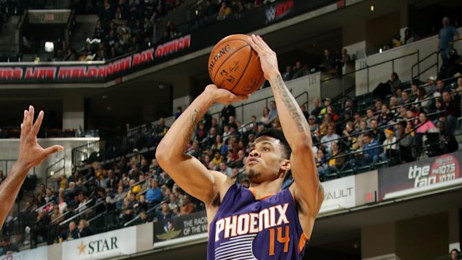 Green leads Suns over Pacers 106-83
