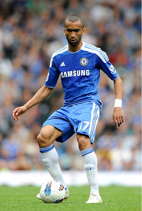 Jose Bosingwa's last game for Chelsea was in the Champions League final