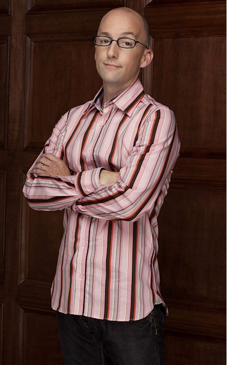Jim Rash stars as Jonathan in Help Me Help You on ABC.
