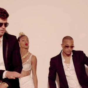 "Pharrell testifies as jury prepares to decide ""Blurred Lines"" case"