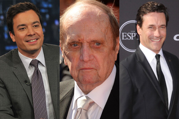 Jon Hamm, Jimmy Fallon, Bob Newhart Added to Emmy Presenters List