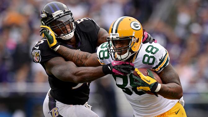 Green Bay Packers v Baltimore Ravens