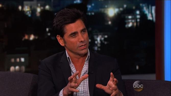 John Stamos Dishes on 'Full House' Re-boot