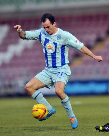Soccer - Sky Bet League One - Coventry City v Crewe Alexandra - Sixfields Stadium