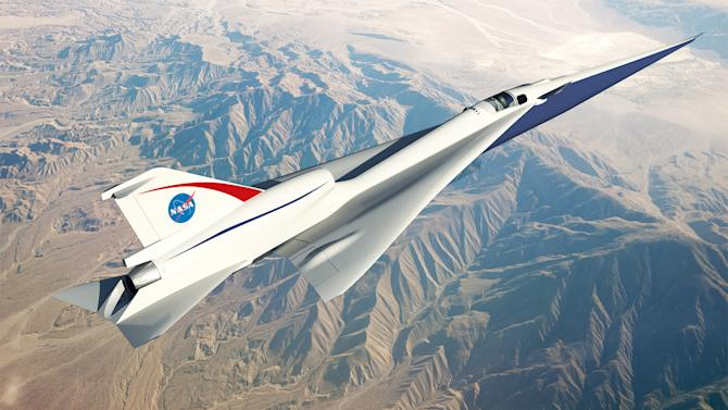 nasa flight of the future - photo #4