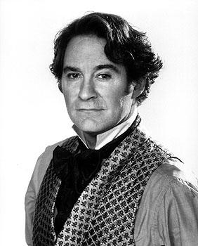 Kevin Kline as Artemus Gordon in Warner Brother's Wild Wild West
