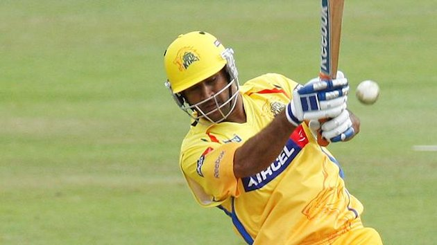 IPL Chennai Super Kings MS Dhoni