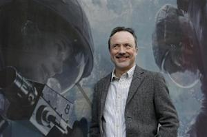 Tim Webber poses for a portrait at the Framestore offices in London