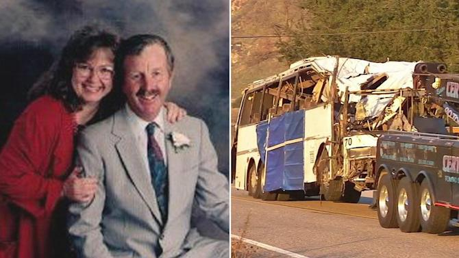 Tour bus crash: Death toll increases to 8; 911 calls released