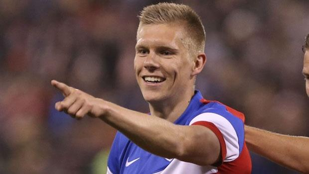 Report: US Soccer confirms paperwork filed for Aron Johannsson's one-time switch to USMNT