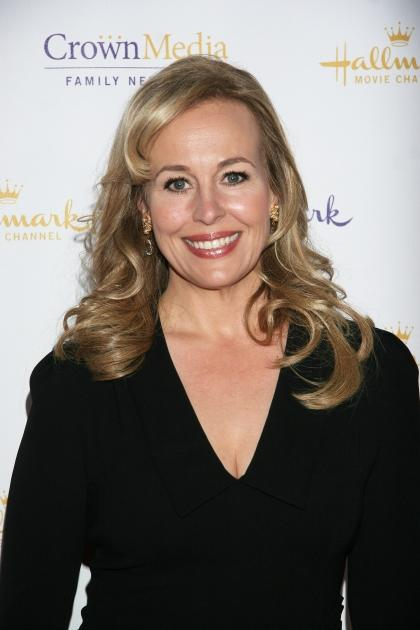 Genie Francis attends the 2012 TCA winter press tour - Hallmark evening gala held at the Tournament House, Pasadena, Calif., on January 14, 2012  -- Getty Images