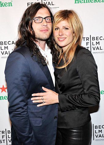 Kings of Leon's Nathan Followill, Wife Jessie Baylin Welcome Baby Daughter Violet Marlowe Followill!
