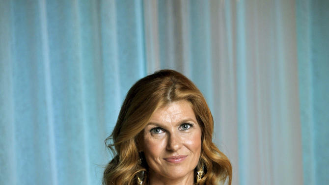 "This Dec. 6, 2012 photo shows actress Connie Britton from the ABC series ""Nashville,"" posing for a portrait in Nashville, Tenn. The music of ""Nashville"" has been as much a star on the hourlong ABC drama as Connie Britton, Hayden Panettiere, Charles Esten, Jonathan Jackson, Clare Bowen and Sam Palladio. Each actor sings their own part, and so far fans seem to be responding, buying more than 800,000 digital singles. (Photo by Donn Jones/Invision/AP)"