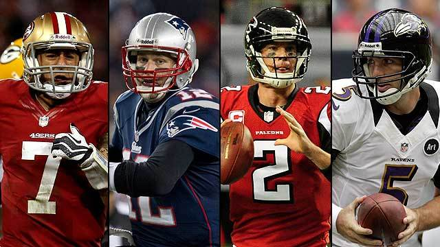 Who's headed to the Super Bowl?