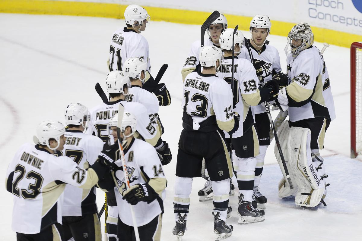 NHL: Pittsburgh Penguins at Washington Capitals