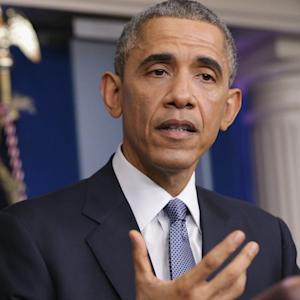 Obama: Sony Made 'A Mistake' By Pulling 'The Interview'