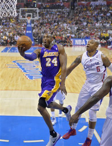 Clippers beat Lakers 109-95 to win division title