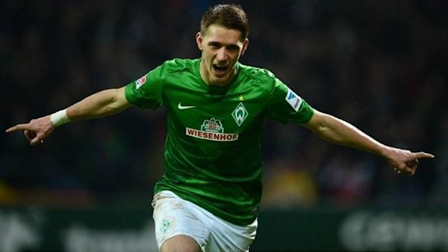 Nils Petersen, 2013, Werder Bremen