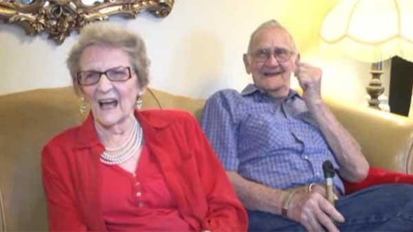 Missouri couple married for 70 years