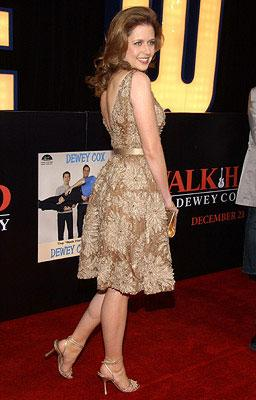 Jenna Fischer at the Los Angeles premiere of Columbia Pictures' Walk Hard: The Dewey Cox Story