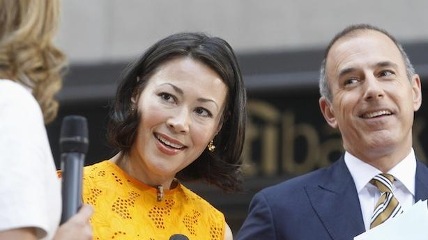 Ann Curry Hates Matt Lauer