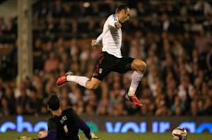 Fulham 2-1 Everton: Berbatov, Bent complete second-half turnaround