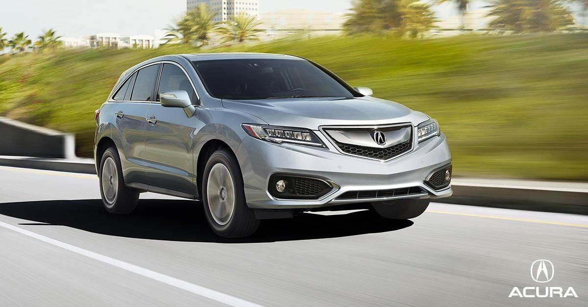 The New 2016 RDX