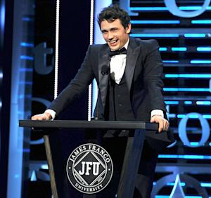 James Franco Roast: Anne Hathaway Oscars and More Skewered