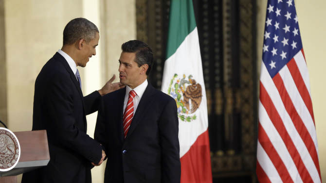 Obama reaching out to Mexican young people