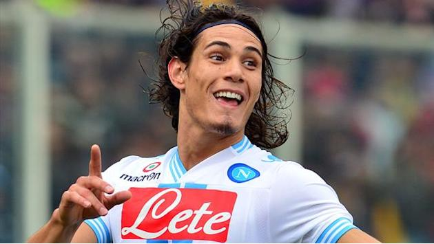 Italian Serie A - Cavani winner keeps pressure on Juve