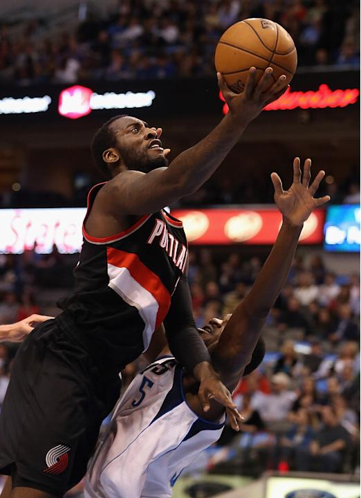 Portland Trail Blazers v Dallas Mavericks