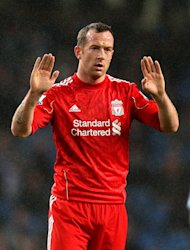 Charlie Adam could face Dundee United as Liverpool begin qualifying for the Europa League