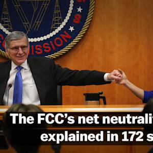The FCC's new net neutrality rules