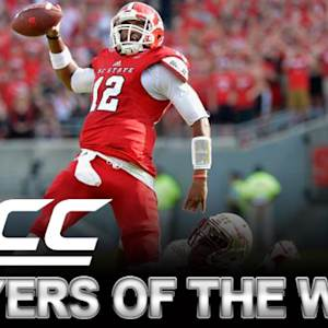 ACC Players of The Week | ACC Now
