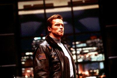 Arnold Schwarzenegger in Columbia Pictures' The 6th Day