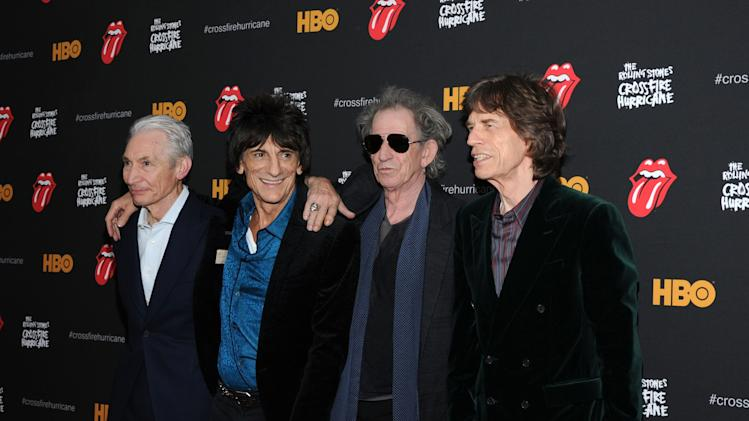 """The Rolling Stones Crossfire Hurricane"" Premiere - Arrivals"