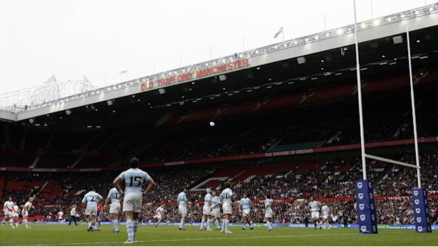 Premier League - United pull Old Trafford from rugby duty