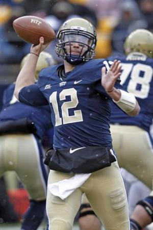 Pitt crushes No. 21 Rutgers 27-6