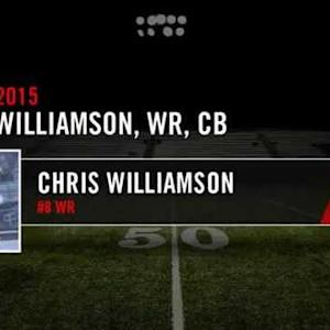 Chris Williamson #8 Senior Film 2014 Gainesville High School