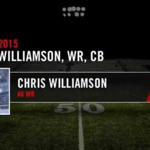 Chris Williamson #8 Senior Film 2014 Gainesville High School