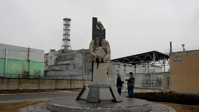 Chernobyl Prepares For 25th Anniversary Of Its Nuclear Disaster