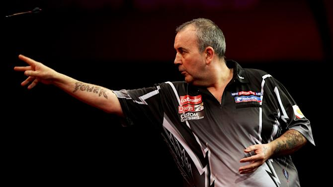2013 Ladbrokes.com World Darts Championship - Day Twelve