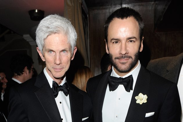 Richard Buckley und Tom Ford sind Papas geworden. (Bild: Getty)