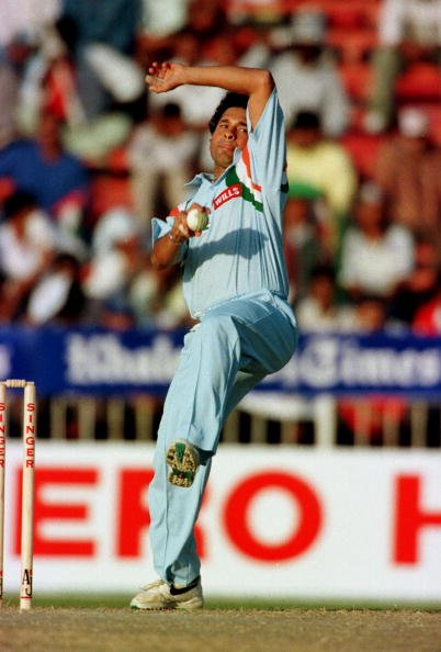 SACHIN TENDULKAR / INDIA.