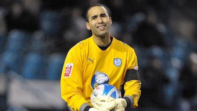 Lee Grant is expected to complete a move to Derby from Burnley
