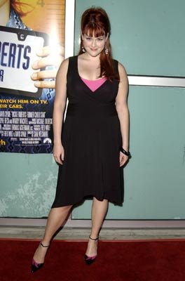 Premiere: Sara Rue at the LA premiere of Paramount's Dickie Roberts: Former Child Star - 9/3/2003