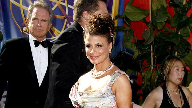 Paula Abdul at The 58th Annual Primetime Emmy Awards.